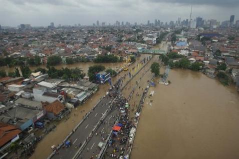 Banjir dan Kemacetan: Selalu Ada Pilihan (2)