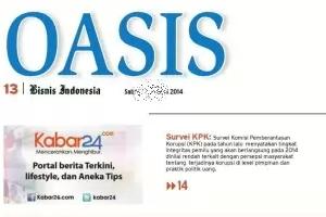 Bisnis Indonesia Edisi Cetak Sabtu (22/2/2014) Seksi Oasis
