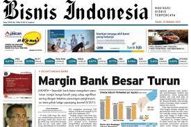 Bisnis Indonesia Edisi Cetak Selasa (29/4/2014), Seksi Utama