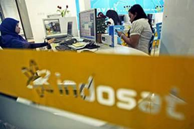 BISNIS INDONESIA: Indosat Pilih Pinjaman Bank