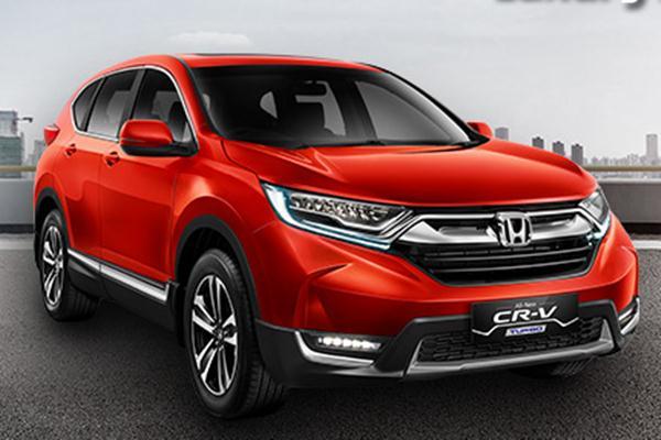 SUV 7 SEATER: Honda (Coba) Usik Penguasa Pasar