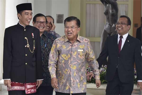 TERAS ISTANA : Jokowi-JK Baik-baik Saja