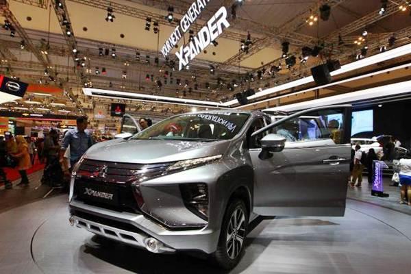 XPANDER LAKU KERAS : Mitsubishi Percepat Produksi