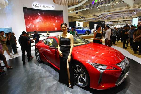 GIIAS 2017: Rekor Baru Pameran Otomotif Indonesia