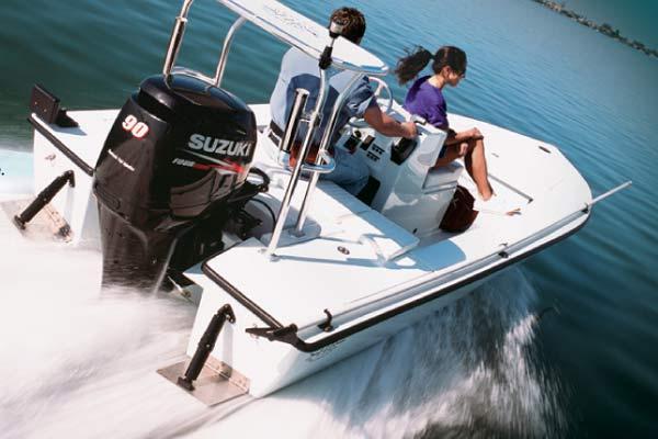 OUTBOARD MOTOR : Suzuki Penetrasi Mesin Kapal di Bali