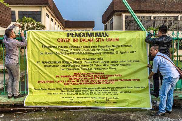 Bank Papua Lelang 11 Aset PT Nyonya Meneer