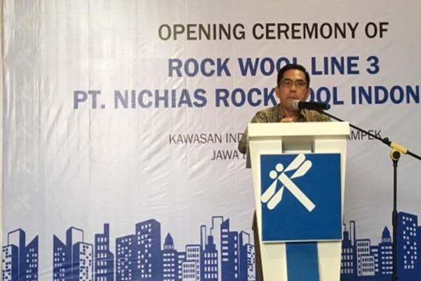 MINERAL WOOL  : Nichias Rockwool Fokus Pasar Domestik
