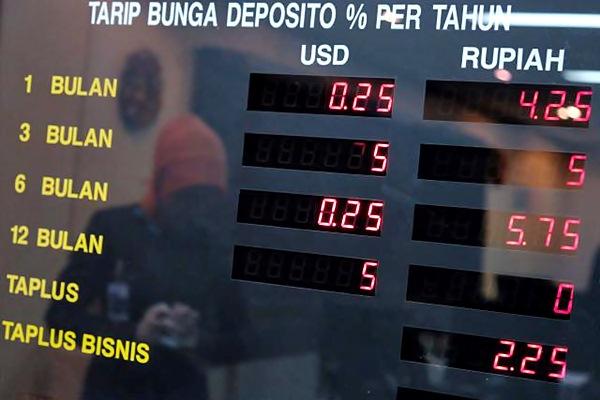 DANA KELOLAAN NASABAH PREMIUM: Deposito Bergeser ke Instrumen Pasar Modal