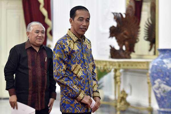 REMBUK NASIONAL 2017: Jokowi Siapkan Nawa Cita Jilid II