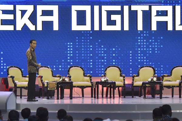 EDITORIAL : Adaptasi, Kunci 'Bersaing' di Era Digital