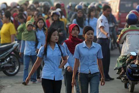 STRUKTUR SKALA PENGUPAHAN : 30% Perusahaan di Bali Tak Terapkan Aturan
