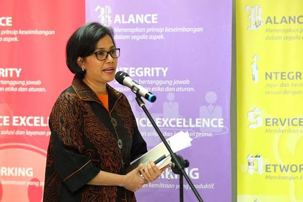 PENERIMAAN PAJAK : Ketika Sri Mulyani Mengejar Target