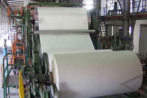 INDUSTRI PULP DAN KERTAS  : Industri Pulp & Kertas di Simpang Jalan