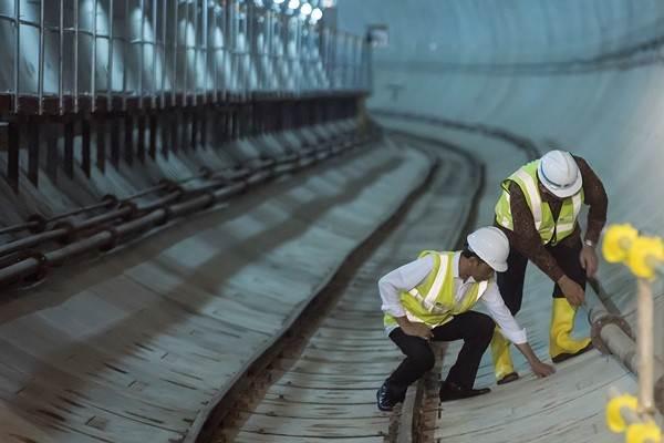 PROYEK TOD DUKUH ATAS : Akses & Pendukung MRT Segera Dibangun