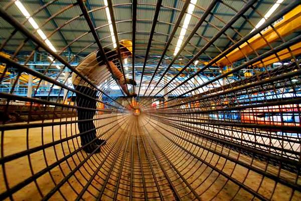 MATERIAL KONSTRUKSI : Suburnya Pasar Beton Pracetak