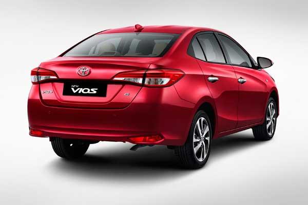 PASAR SEDAN : Toyota Akan Tambah Model