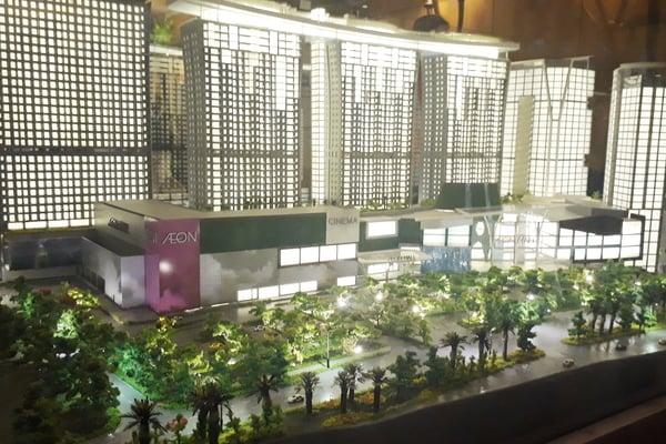 APARTEMEN DI SENTUL : Opus Park Tawarkan Hunian Rasa Jepang di Pusat Bisnis