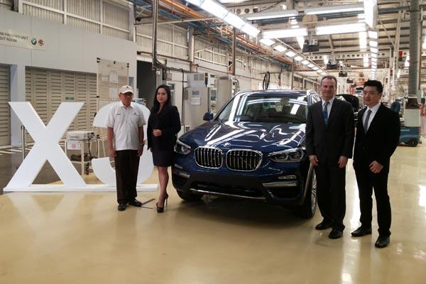 TAMBAH INVESTASI : BMW Perkuat Perakitan