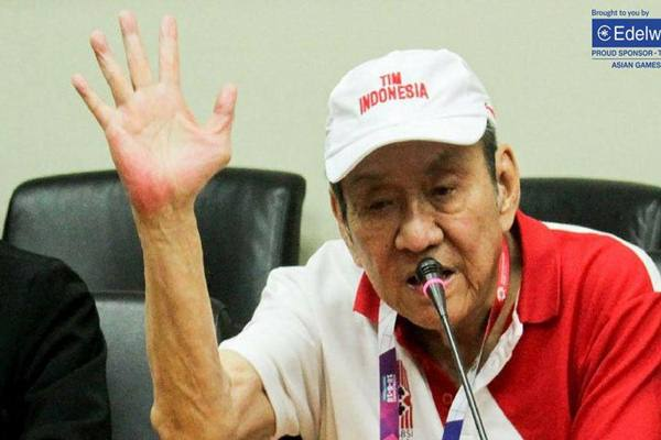 MICHAEL BAMBANG HARTONO  : Nazar Mulia Sang Atlet Senior