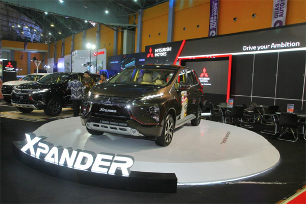 MODEL LMPV : Xpander Topang Penjualan Mitsubishi