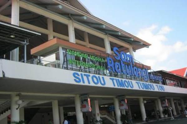 PENGEMBANGAN BANDARA  : Renovasi Sam Ratulangi Tuntas Sebelum Natal