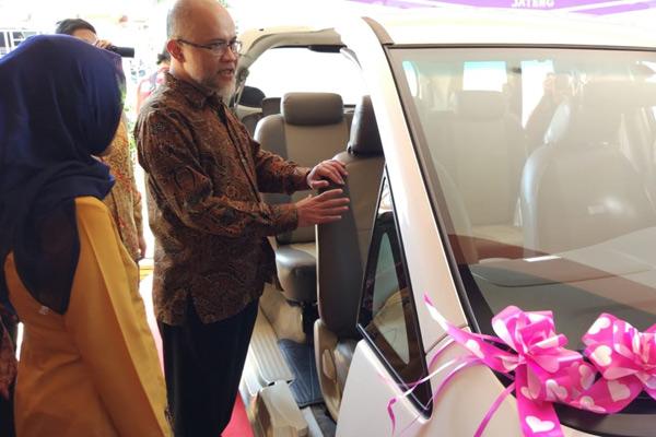 PENGEMBANGAN SDM : Toyota Resmikan Kelas Budaya Industri