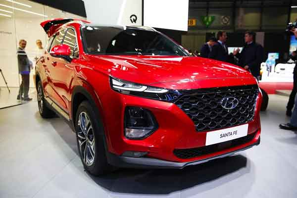 EKSPANSI PABRIKAN : Hyundai Kaji Produksi SUV di Indonesia