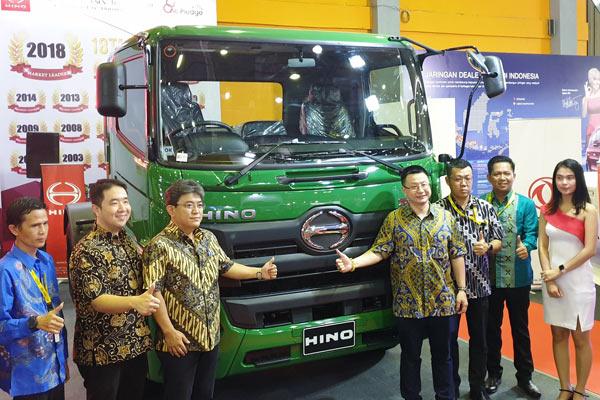 PROYEKSI 2019 : Pasar Kendaraan Komersial Sangat Menantang