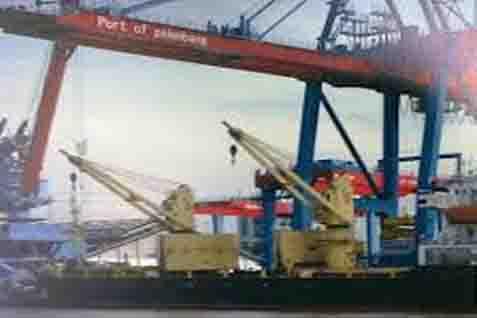 INOVASI PERDAGANGAN  BUMI SRIWIJAYA : Digitalisasi Pelabuhan