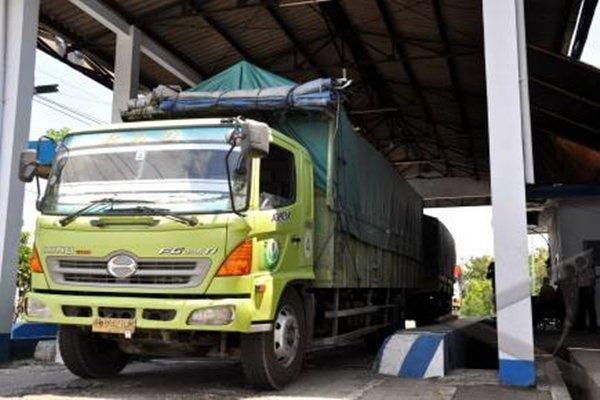 PENGELOLAAN JEMBATAN TIMBANG 2019  : Pendampingan Surveyor Berlanjut