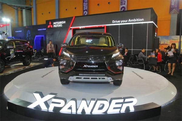 KENDARAAN RODA EMPAT : Xpander, Primadona Mitsubishi Motors Indonesia