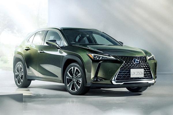 STRATEGI MARKETING : Lexus Siapkan Inovasi