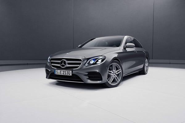 MEREK PREMIUM : Mercedez-Benz Siapkan 10 Model Baru