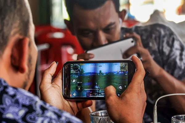 PENDAPATAN DIGITAL : Pemain Gim Dominan di Jaringan