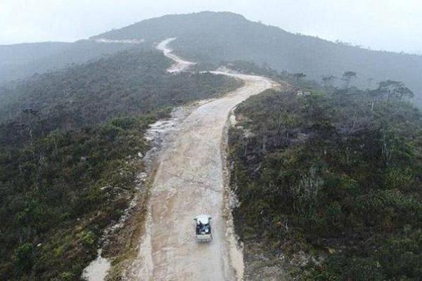 JALAN NASIONAL  : Jalur Lintasan Trans-Papua Akan Diubah