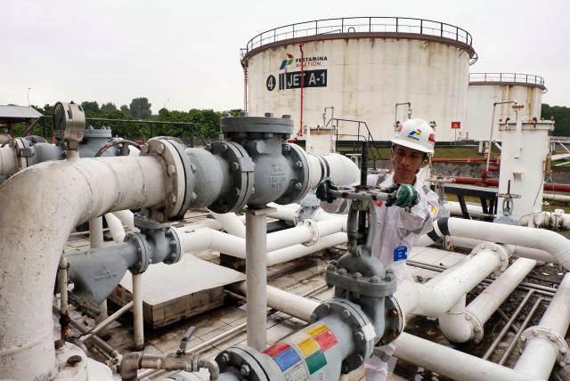 BISNIS BAHAN BAKAR MINYAK : BP Gandeng AKRA Garap Pasar Avtur