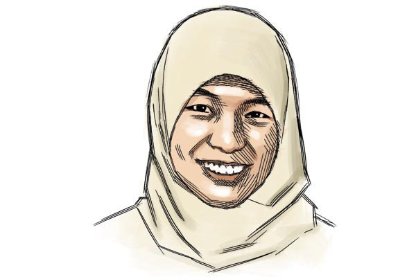 SPEKTRUM : Merajut Kembali Indonesia