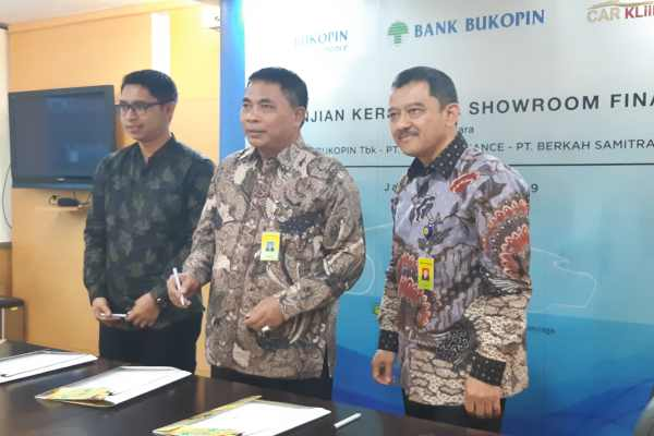 KINERJA SEMESTER I/2019 : Multifinance Kurang Moncer
