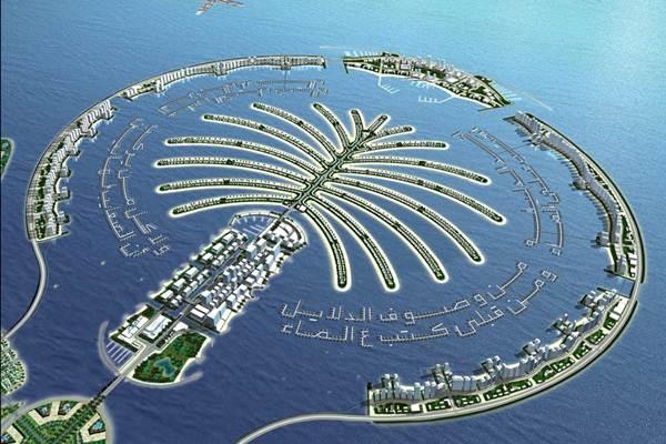 REKLAMASI PULAU : Palm Jumeirah, Proyek Ambisius Yang Makin Mewah