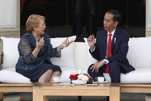 """DUTA BESAR RI UNTUK REPUBLIK CHILE, MUHAMMAD ANSHOR : """"Tak Cuma 18 Juta, tapi 200 Juta Lebih"""""""
