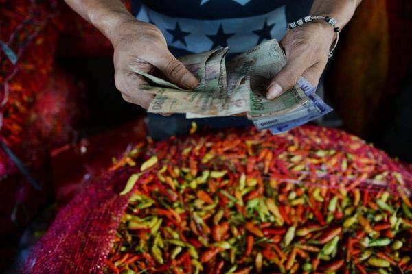 PEREKONOMIAN DAERAH : Mengurai Pedasnya Inflasi Manado