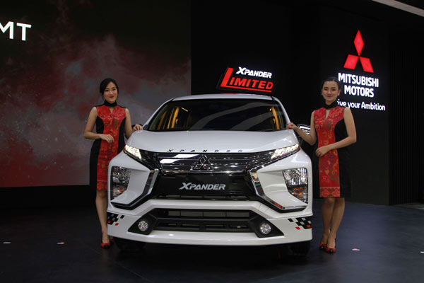 PABRIK MOBIL INDONESIA : Ekspor Xpander Melejit
