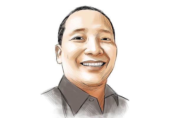 BERANDA : IBU KOTA BARU & ENTREPRENEURIAL LEADERSHIP PAK JOKOWI