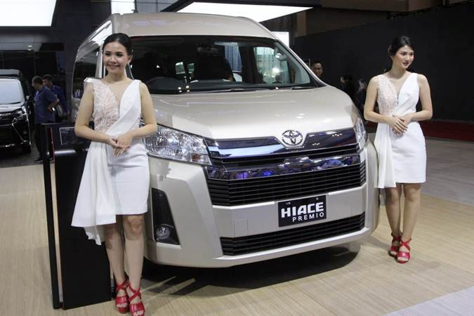 BBN JAKARTA NAIK : Toyota Sesuaikan Harga