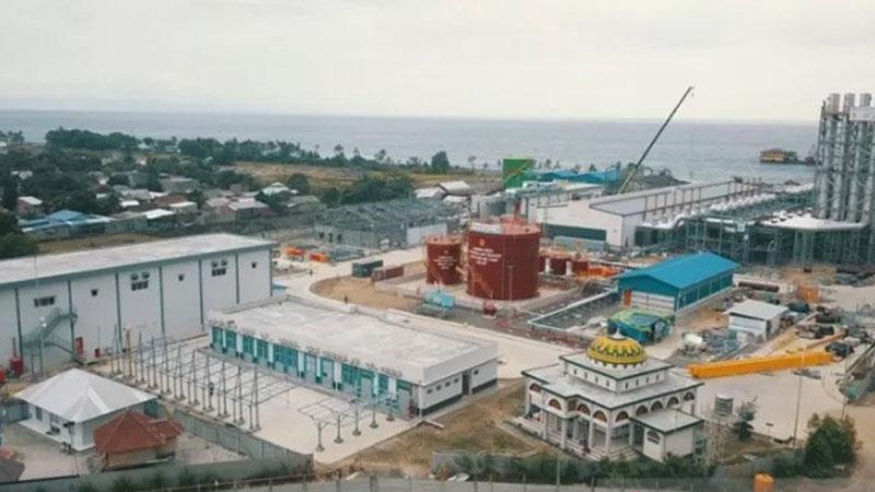 PASOKAN ENERGI : 5 Pembangkit Mulai Operasi 2025