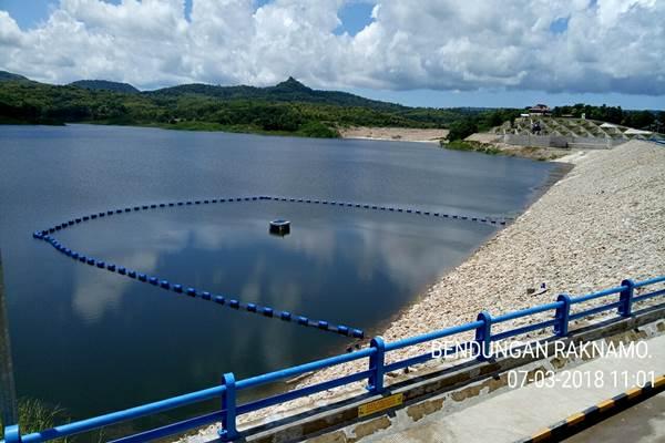 BENDUNGAN DI SULAWESI : Lelang Proyek Ladongi Paket II Dibuka