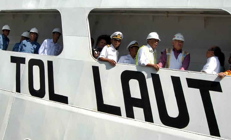POROS MARITIM : Menuju Gravitasi Ekonomi Maritim