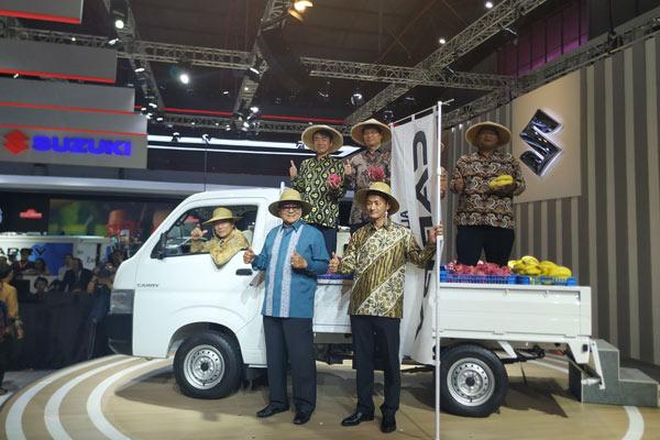 MOBIL TERLARIS JANUARI 2020 : Suzuki Carry Salip Mitsubishi Xpander