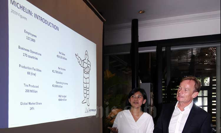 PASAR BAN NASIONAL : Michelin Incar Segmen Menengah Atas