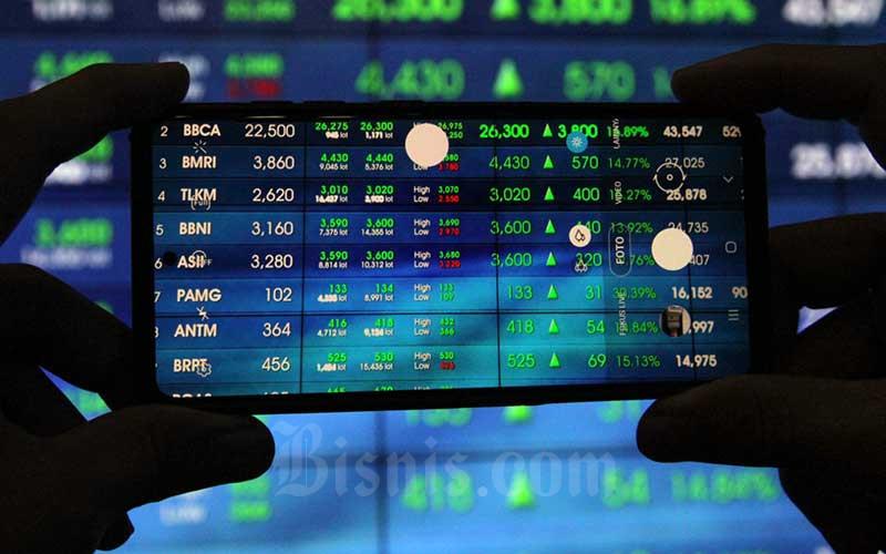 STIMULUS PASAR MODAL : Trust Investor Menguat